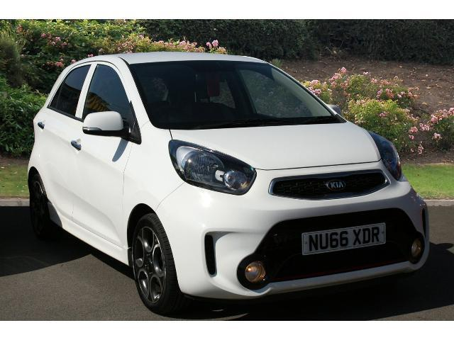 used kia picanto sport 5dr petrol hatchback for sale bristol street motors. Black Bedroom Furniture Sets. Home Design Ideas