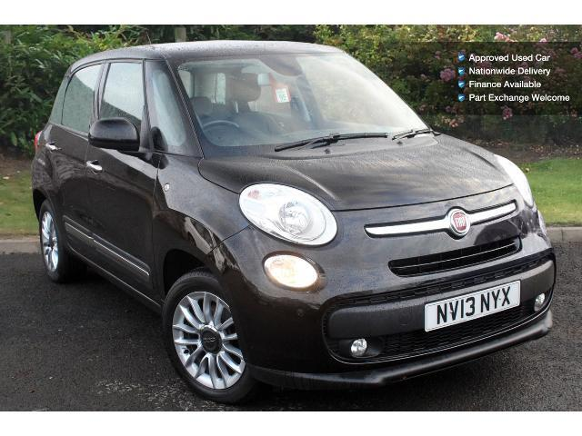 used fiat 500l 1 4 lounge 5dr petrol hatchback for sale bristol street motors. Black Bedroom Furniture Sets. Home Design Ideas