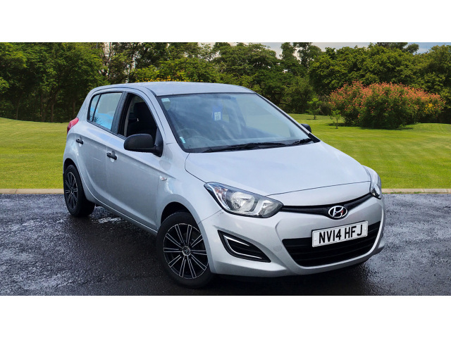 Used Hyundai I20 1 2 Classic 5dr Petrol Hatchback For Sale