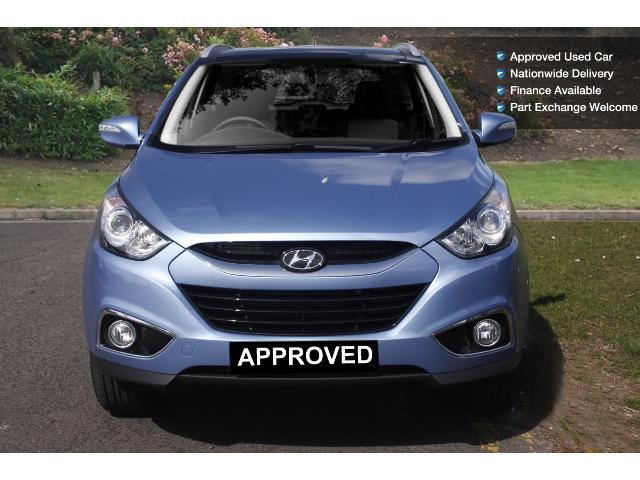 enquire on a used hyundai ix35 1 7 crdi premium 5dr 2wd diesel estate bristol street motors. Black Bedroom Furniture Sets. Home Design Ideas