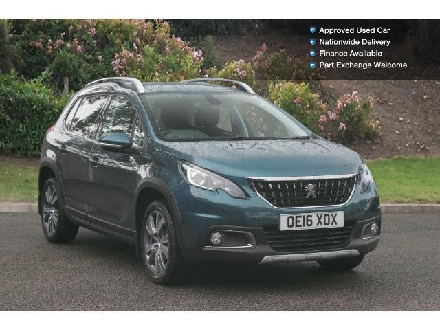 used peugeot 2008 1 2 puretech 110 allure 5dr eat6 petrol estate for sale bristol street motors. Black Bedroom Furniture Sets. Home Design Ideas