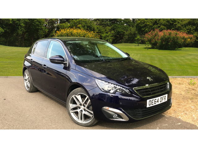 request a callback on a used peugeot 308 1 2 e thp 130 puretech feline 5dr petrol hatchback. Black Bedroom Furniture Sets. Home Design Ideas