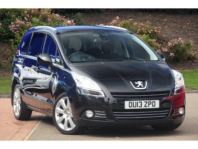 enquire on a used peugeot 5008 2 0 hdi 150 allure 5dr. Black Bedroom Furniture Sets. Home Design Ideas