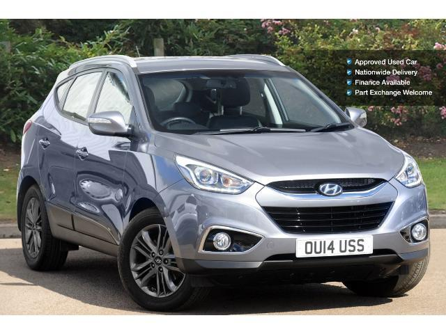 used hyundai ix35 2 0 crdi se 5dr diesel estate for sale bristol street motors. Black Bedroom Furniture Sets. Home Design Ideas