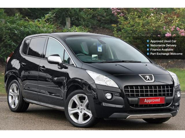 enquire on a used peugeot 3008 1 6 hdi 112 allure 5dr diesel estate bristol street motors. Black Bedroom Furniture Sets. Home Design Ideas