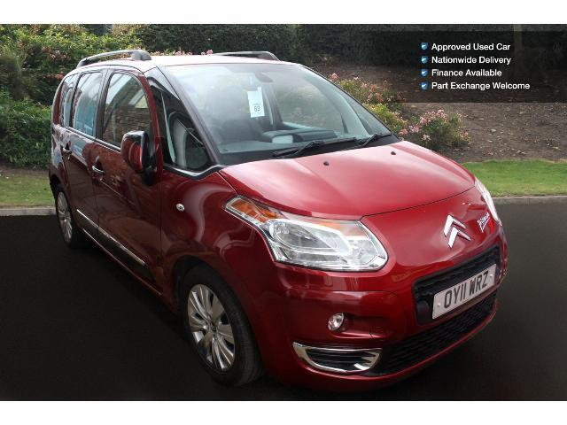 used citroen c3 picasso 1 4 vti 16v exclusive 5dr petrol estate for sale bristol street motors. Black Bedroom Furniture Sets. Home Design Ideas