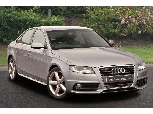Used audi a4 1 8t fsi s line 4dr petrol saloon for sale for Audi a4 1 8 t motor for sale