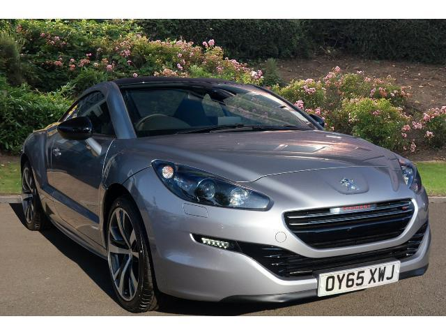 book a used peugeot rcz 1 6 thp 200 gt line 2dr petrol coupe test drive bristol street motors. Black Bedroom Furniture Sets. Home Design Ideas