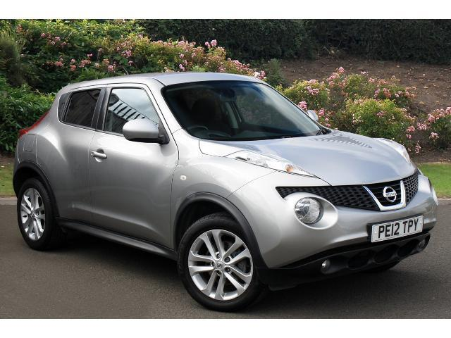 used nissan juke 1 6 dig t acenta 5dr premium pack. Black Bedroom Furniture Sets. Home Design Ideas