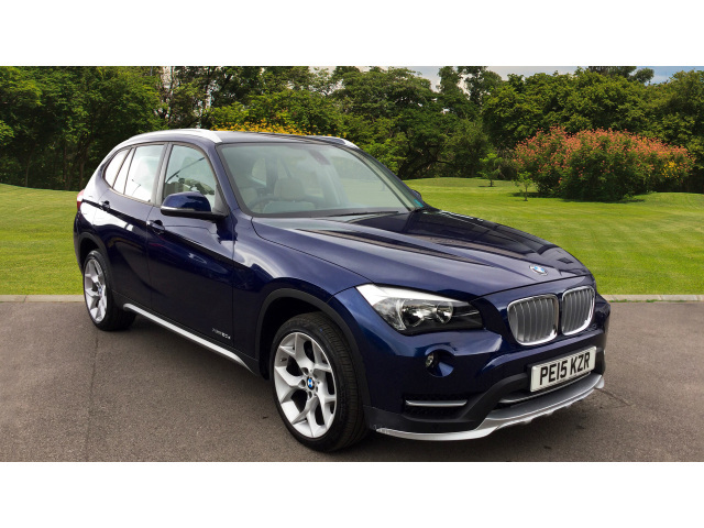 book a used bmw x1 xdrive 18d xline 5dr step auto diesel estate test drive bristol street motors. Black Bedroom Furniture Sets. Home Design Ideas