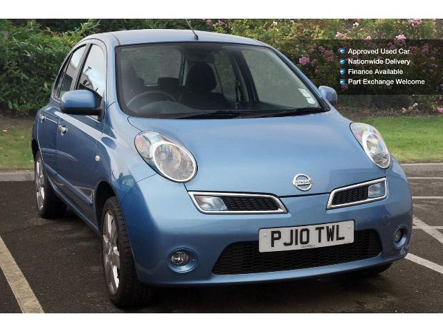 used nissan micra 1 2 n tec 5dr auto petrol hatchback for sale bristol street motors. Black Bedroom Furniture Sets. Home Design Ideas