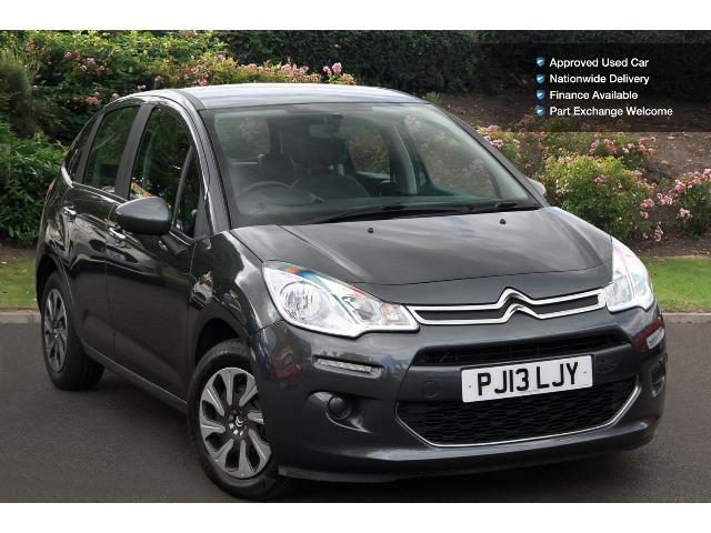 used citroen c3 1 4 e hdi airdream vtr 5dr egs diesel hatchback for sale bristol street motors. Black Bedroom Furniture Sets. Home Design Ideas