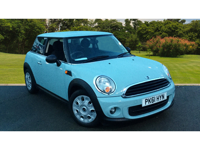 Mini Hatchback 1.6 First 3Dr Petrol Hatchback