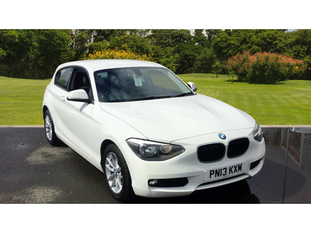 used bmw 1 series 114i se 3dr petrol hatchback for sale bristol street motors. Black Bedroom Furniture Sets. Home Design Ideas