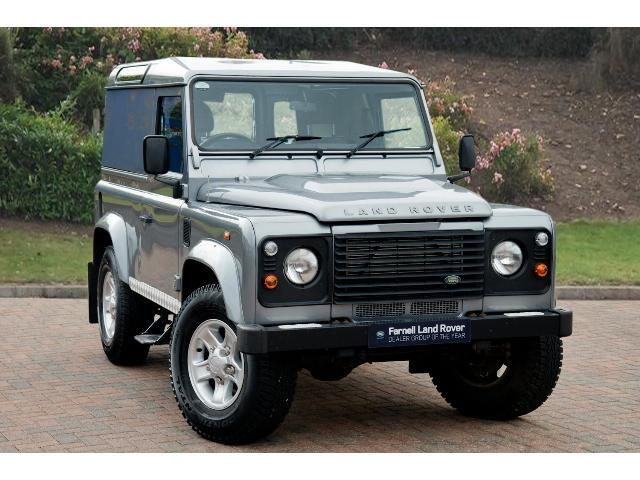 Used Land Rover Defender 90 Swb Diesel Hard Top Tdci For