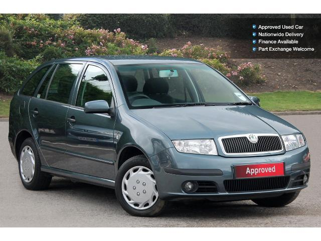 used skoda fabia 1 9 tdi pd ambiente 5dr diesel estate for sale bristol street motors. Black Bedroom Furniture Sets. Home Design Ideas