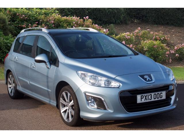 used peugeot 308 1 6 e hdi 112 active 5dr diesel estate for sale bristol street motors. Black Bedroom Furniture Sets. Home Design Ideas