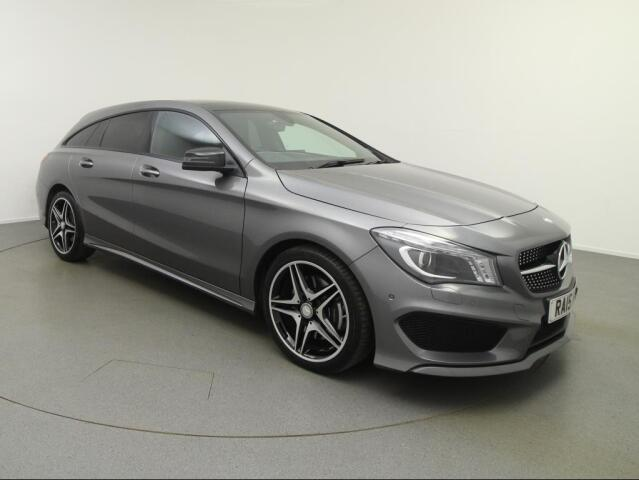 used mercedes benz cla cla 220 cdi amg sport 5dr tip auto diesel estate for sale bristol. Black Bedroom Furniture Sets. Home Design Ideas