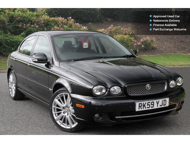 used jaguar x type 2 0d s 2009 4dr diesel saloon for sale. Black Bedroom Furniture Sets. Home Design Ideas