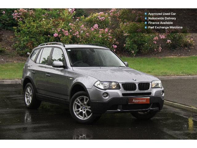 used bmw x3 2 0d se 5dr diesel estate for sale bristol street motors. Black Bedroom Furniture Sets. Home Design Ideas