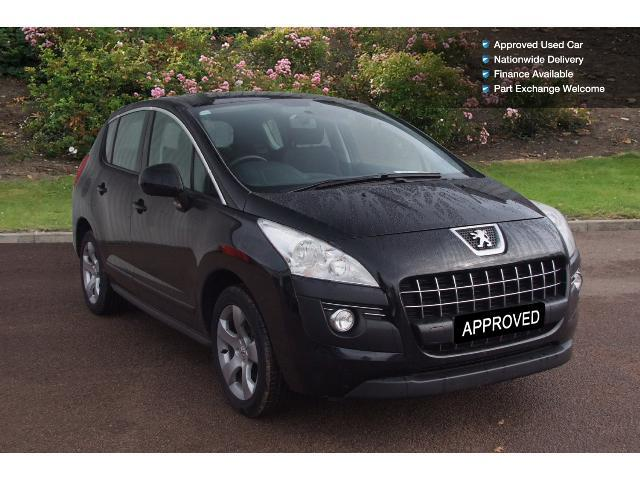 used peugeot 3008 1 6 hdi sport 5dr diesel estate for sale bristol street motors. Black Bedroom Furniture Sets. Home Design Ideas