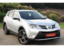 Toyota Rav 4 2.0 D-4D Icon 5Dr Diesel Estate