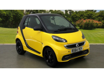 Smart fortwo Coupe Grandstyle 2Dr Softouch Auto 84 Petrol Coupe
