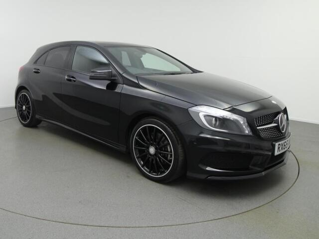 used mercedes benz a class a220 cdi amg night edition 5dr auto diesel hatchback for sale. Black Bedroom Furniture Sets. Home Design Ideas