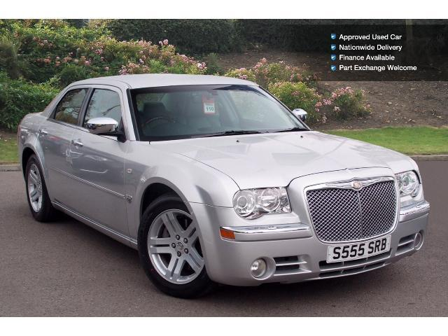 Book a used chrysler 300c 3 0 v6 crd 4dr auto diesel for Chrysler 300c diesel