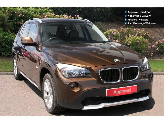 used bmw x1 xdrive 20d se 5dr diesel estate for sale. Black Bedroom Furniture Sets. Home Design Ideas