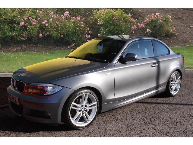 Used BMW 1 Series 118D M Sport 2Dr Diesel Coupe for Sale Bristol Street Motors