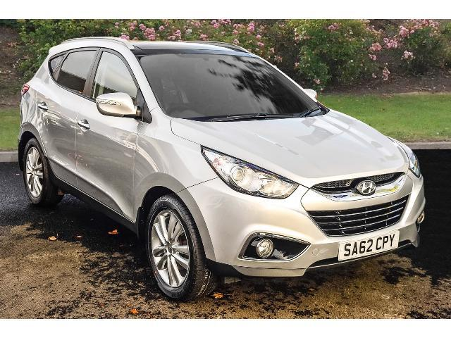 used hyundai ix35 2 0 crdi premium 5dr diesel estate for sale bristol street motors. Black Bedroom Furniture Sets. Home Design Ideas