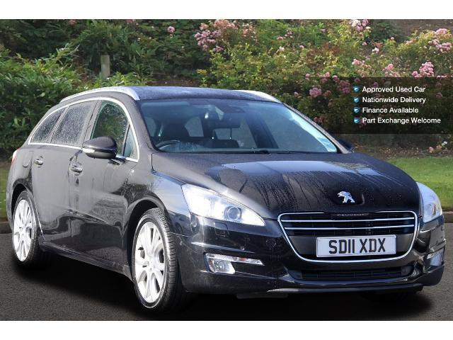 enquire on a used peugeot 508 2 0 hdi 140 allure 5dr diesel estate bristol street motors. Black Bedroom Furniture Sets. Home Design Ideas