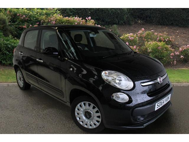 used fiat 500l 0 9 twinair easy 5dr petrol hatchback for. Black Bedroom Furniture Sets. Home Design Ideas