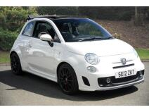 Abarth 500 1.4 T-Jet 135 2Dr Petrol Convertible