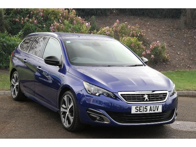 used peugeot 308 1 6 bluehdi 120 gt line 5dr diesel estate for sale bristol street motors. Black Bedroom Furniture Sets. Home Design Ideas