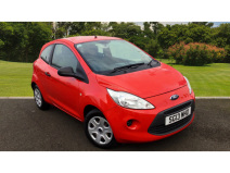 Ford Ka 1.2 Studio 3Dr [start Stop] Petrol Hatchback