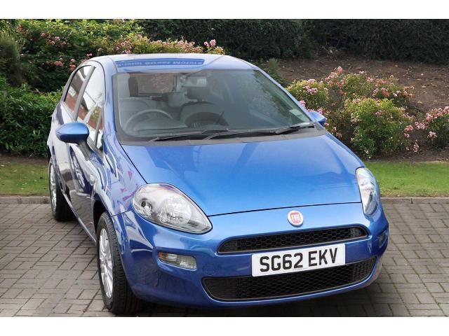 used fiat punto 1 4 easy 5dr petrol hatchback for sale bristol street motors. Black Bedroom Furniture Sets. Home Design Ideas