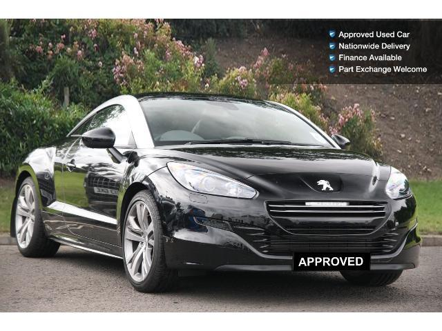 used peugeot rcz 1 6 thp 200 gt 2dr petrol coupe for sale bristol street motors. Black Bedroom Furniture Sets. Home Design Ideas