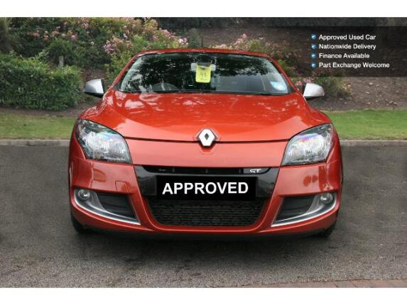 used renault megane 2 0 dci 160 gt 3dr diesel coupe for sale bristol street motors. Black Bedroom Furniture Sets. Home Design Ideas