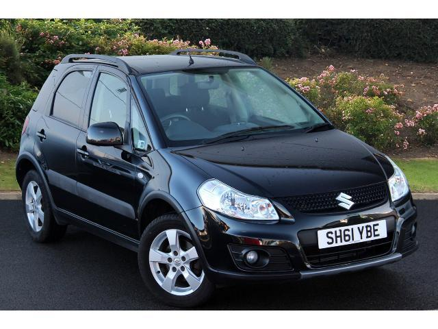 enquire on a used suzuki sx4 1 6 sz5 4x4 5dr petrol hatchback bristol street motors. Black Bedroom Furniture Sets. Home Design Ideas