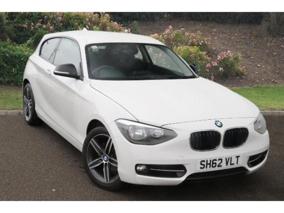 used bmw 1 series 114i sport 3dr petrol hatchback for sale bristol street motors. Black Bedroom Furniture Sets. Home Design Ideas