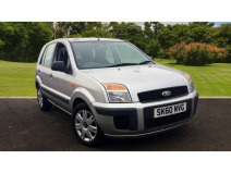 Ford Fusion 1.4 Style + 5Dr Auto Petrol Estate