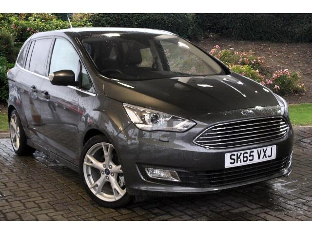 used ford grand c max 1 5 tdci titanium x 5dr diesel estate for sale bristol street motors. Black Bedroom Furniture Sets. Home Design Ideas