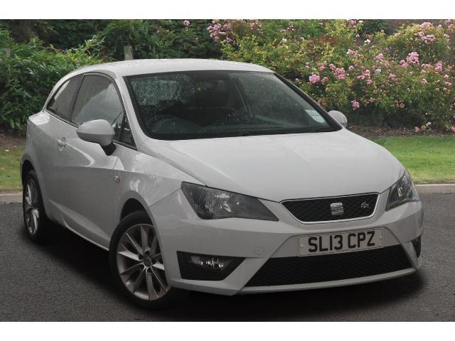 used seat ibiza 1 6 tdi cr fr 5dr diesel hatchback for sale bristol street motors. Black Bedroom Furniture Sets. Home Design Ideas