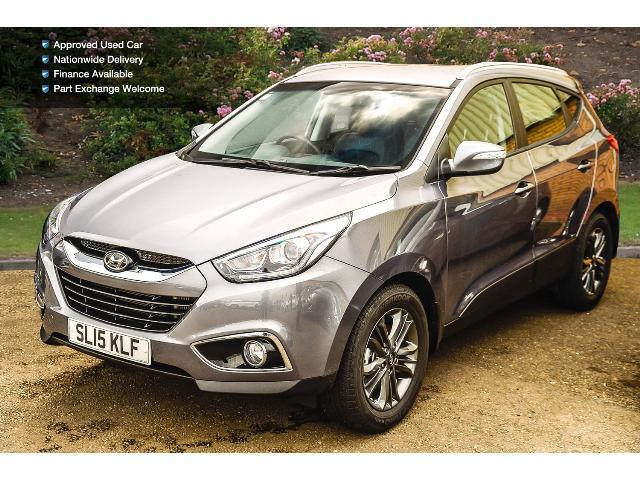 enquire on a used hyundai ix35 1 7 crdi se 5dr 2wd diesel estate bristol street motors. Black Bedroom Furniture Sets. Home Design Ideas