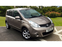 Nissan Note 1.6 N-Tec 5Dr Auto Petrol Hatchback
