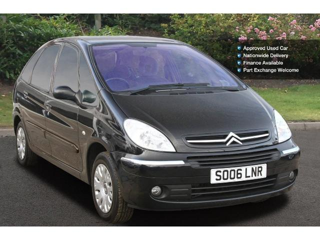 used citroen xsara picasso 1 6 hdi 92 desire 5dr diesel. Black Bedroom Furniture Sets. Home Design Ideas