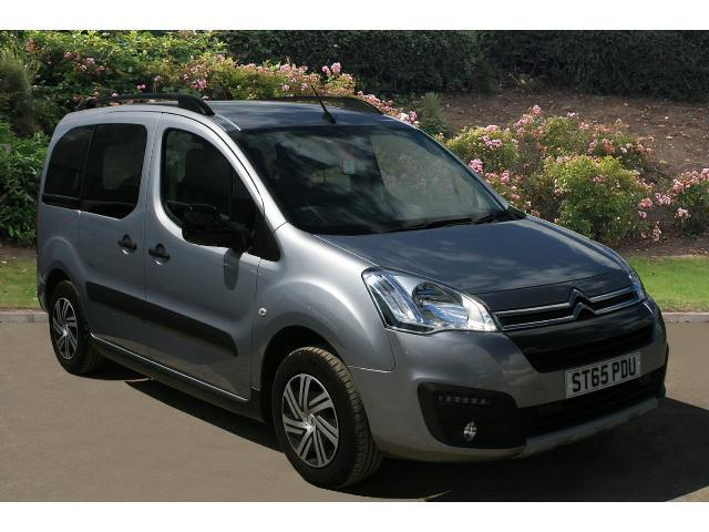 used citroen berlingo multispace 1 6 bluehdi 100 xtr 5dr etg6 diesel estate for sale bristol. Black Bedroom Furniture Sets. Home Design Ideas