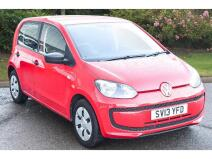 Volkswagen Up 1.0 Take Up 5Dr Petrol Hatchback